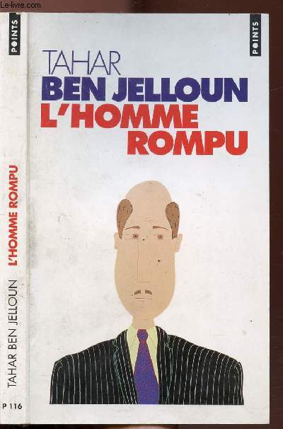 L'HOMME ROMPU- COLLECTION POINTS ROMAN N°P116