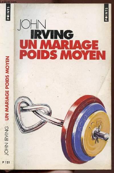 UN MARIAGE POIDS MOYEN - COLLECTION POINTS ROMAN N°P121