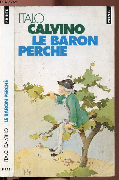 LE BARON PERCHE - COLLECTION POINTS ROMAN N°P232
