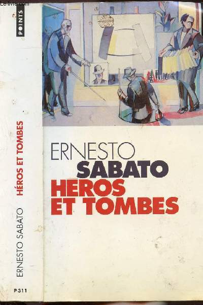 HEROS ET TOMBES - COLLECTION POINTS ROMAN  N°P311
