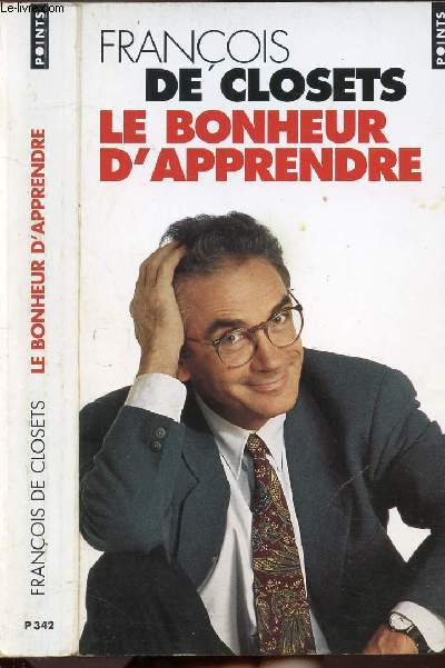LE BONHEUR D'APPRENDRE - COLLECTION POINTS N°P342