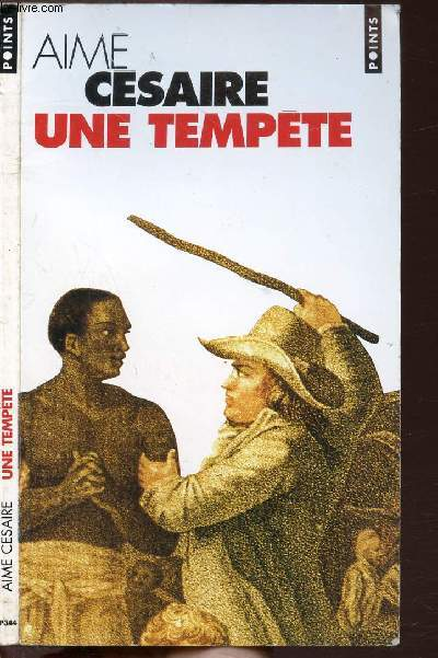 UNE TEMPETE - COLLECTION POINTS THEATRE N°P344