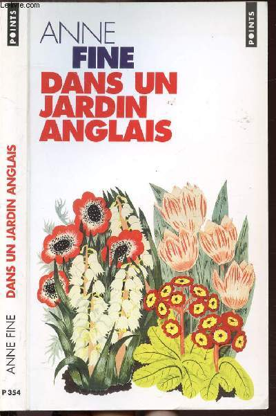 DANS UN JARDIN ANGLAIS - COLLECTION POINTS ROMAN N°P354