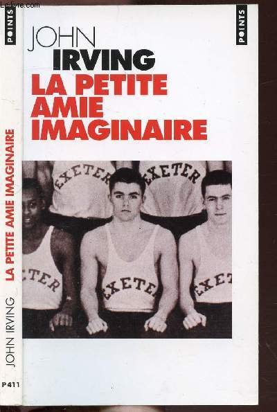 LA PETITE AMIE IMAGINAIRE - COLLECTION POINTS RECIT N°P411