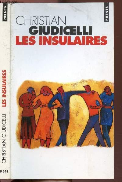 LES INSULAIRES - COLLECTION POINTS ROMAN N°P548