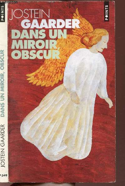 DANS UN MIROIR, OBSCUR - COLLECTION POINTS ROMAN N°P549