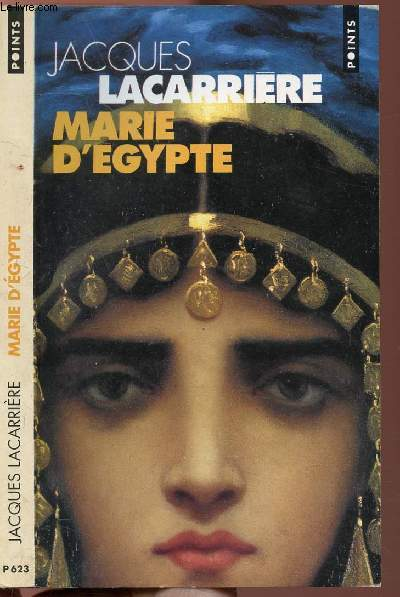 MARIE D'EGYPTE - COLLECTION POINTS ROMAN N°P623