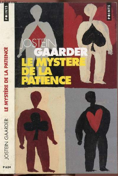 LE MYSTERE DE LA PATIENCE - COLLECTION POINTS ROMAN N°P634
