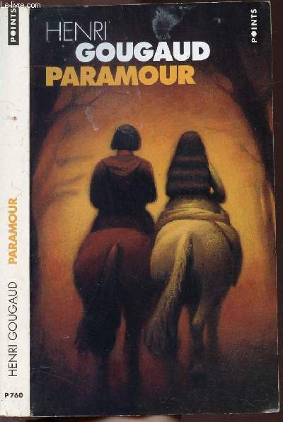 PARAMOUR - COLLECTION POINTS ROMAN N°P760