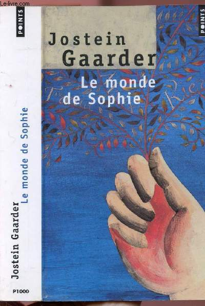 LE MONDE DE SOPHIE - COLLECTION POINTS ROMAN N°P1000