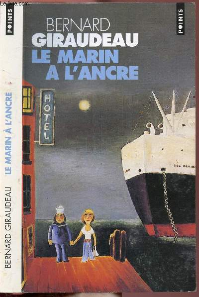LE MARIN A L'ANCRE - COLLECTION POINTS ROMAN