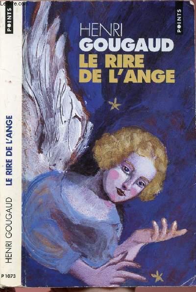 LE RIRE DE L'ANGE - COLLECTION POINTS ROMAN N°P1073
