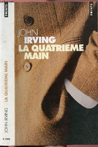 LA QUATRIEME MAIN - COLLECTION POINTS ROMAN N°P1095
