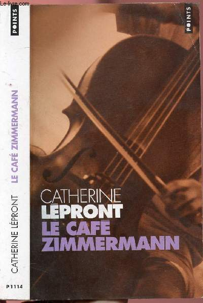 LE CAFE ZIMMERMANN - COLLECTION POINTS ROMAN N°P1114