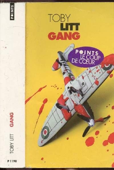 GANG - COLLECTION POINTS ROMAN N°P1198