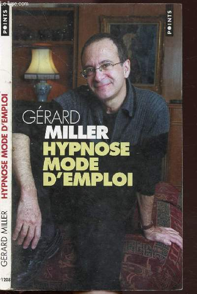 HYPNOSE MODE D'EMPLOI - COLLECTION POINTS ESSAI N°P1208