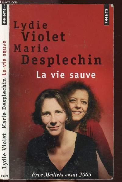 LA VIE SAUVE - COLLECTION POINTS ROMAN N°P1470