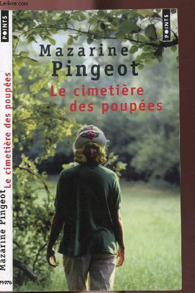 LE CIMETIERE DES POUPEES - COLLECTION POINTS ROMAN N°P1976