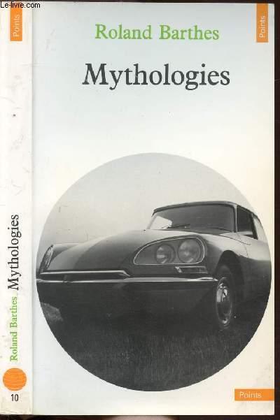 MYTHOLOGIES - COLLECTION POINTS CIVILISATION N°10
