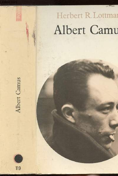 ALBERT CAMUS - COLLECTION POINTS LITTERATURE N°119