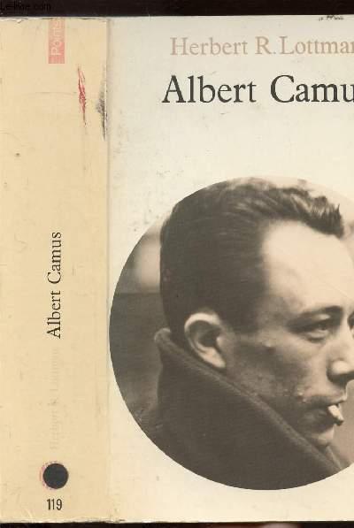 ALBERT CAMUS - COLLECTION POINTS LITTERATURE N°119