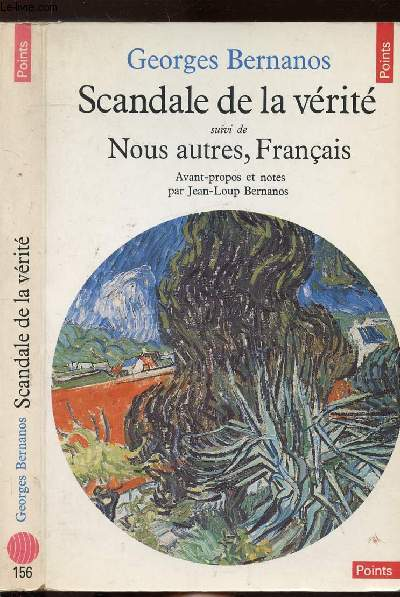 SCANDALE DE LA VERITE SUIVI DE NOUS AUTRES, FRANCAIS - COLLECTION POINTS LITTERATURE N°156