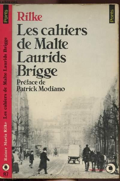 LS CAHIERS DE MALTE LAURIDS BRIGGE - COLLECTION POINTS N°R7