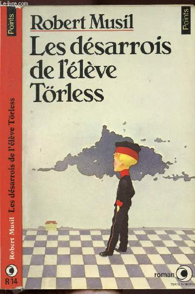 LES DESARROIS DE L'ELEVE TORLESS - COLLECTION POINTS N°R14