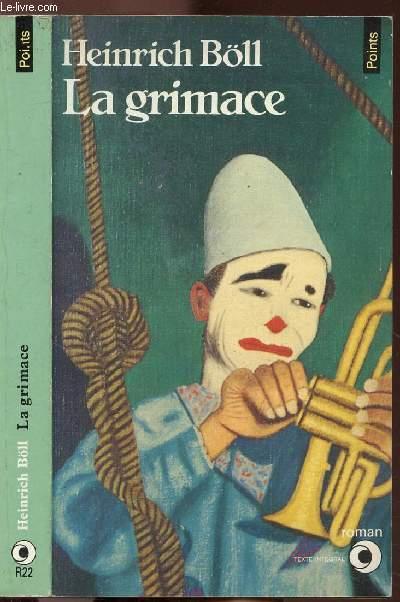 LA GRIMACE - COLLECTION POINTS N°R22