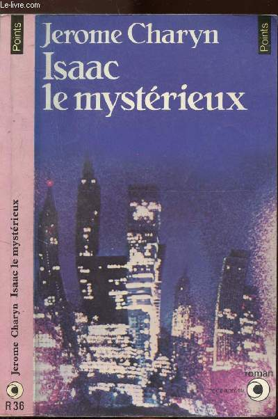ISAAC LE MYSTERIEUX - COLLECTION POINTS N°R36