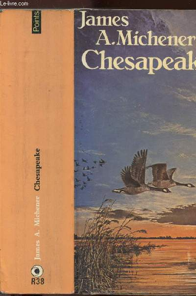 CHESAPEAKE - COLLECTION POINTS N°R38