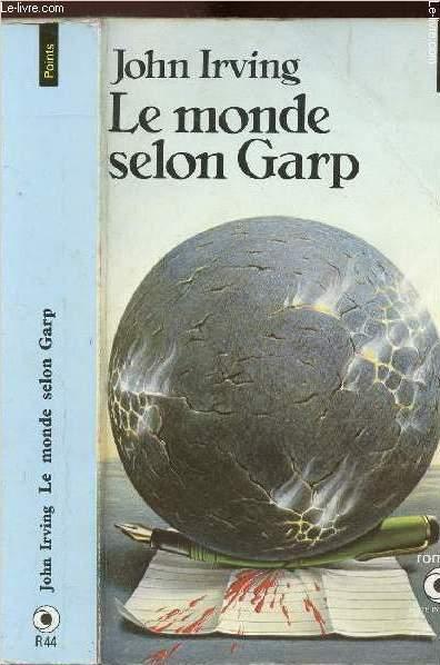 LE MONDE SELON GARP - COLLECTION POINTS N°R44