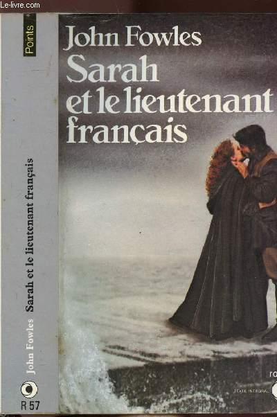 SARAH ET LE LIEUTENANT FRANCAIS - COLLECTION POINTS N°R57