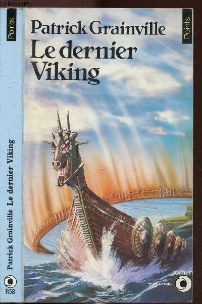 LE DERNIER VIKING - COLLECTION POINTS N°R58