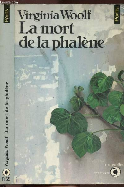 LA MORT DE LA PHALENE - COLLECTION POINTS N°R59