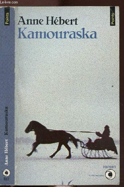 KAMOURASKA - COLLECTION POINTS N°R67