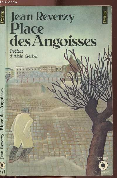 PLACE DES ANGOISSES - COLLECTION POINTS N°R71