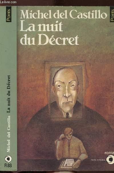 LA NUIT DU DECRET - COLLECTION POINTS N°R88