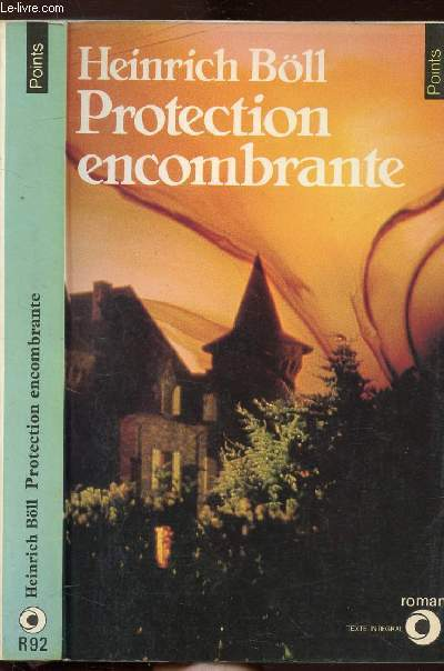 PROTECTION ENCOMBRANTE - COLLECTION POINTS N°R92