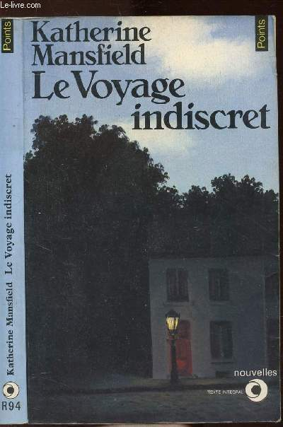 LE VOYAGE INDISCRET - COLLECTION POINTS N°R94