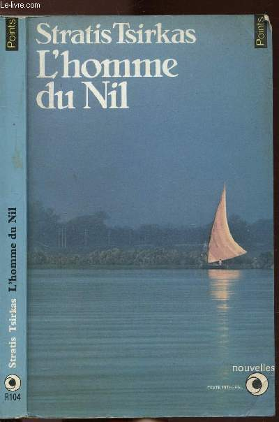 L'HOMME DU NIL - COLLECTION POINTS N°R104