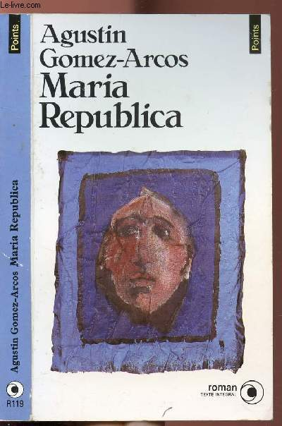 MARIA REPUBLICA - COLLECTION POINTS N°R119