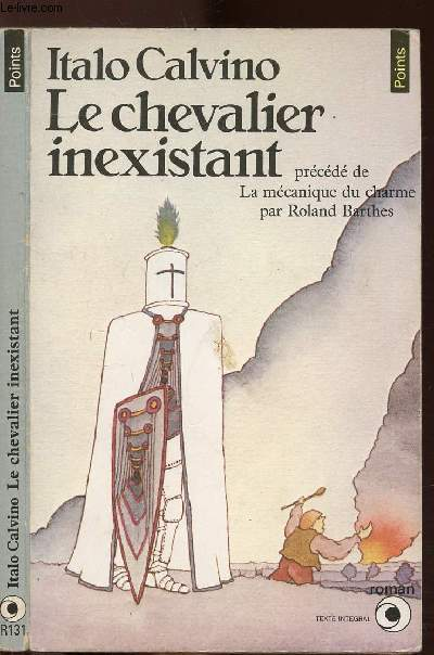 LE CHEVALIER INEXISTANT - COLLECTION POINTS N°R131