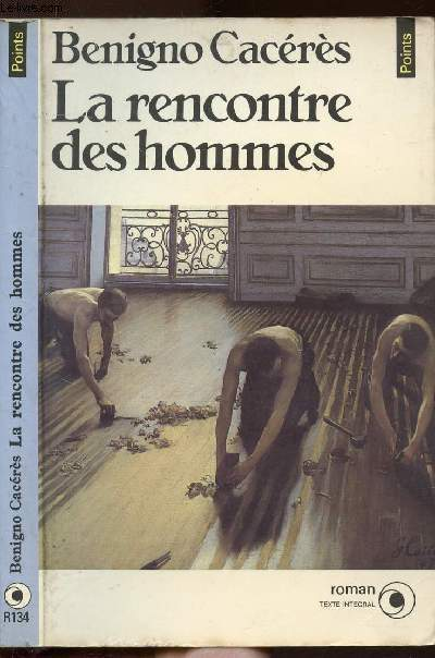 LA RENCONTRE DES HOMMES - COLLECTION POINTS N°R134