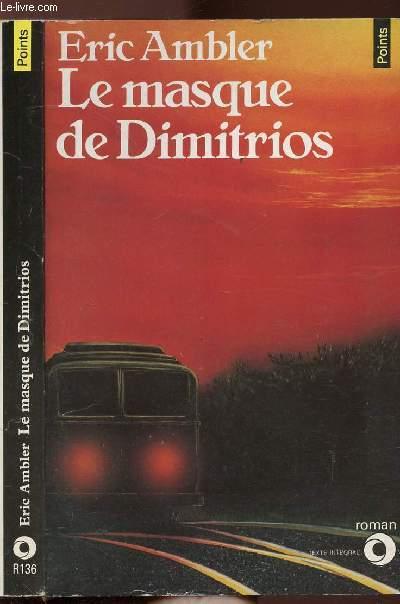 LE MASQUE DE DIMITRIOS - COLLECTION POINTS N°R136