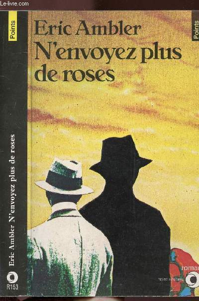 N'ENVOYEZ PLUS DE ROSES - COLLECTION POINTS N°R153