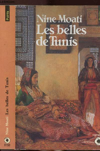 LES BELLES DE TUNIS - COLLECTION POINTS N°R158