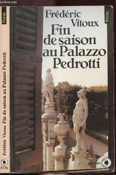 FIN DE SAISON AU PLAZZO PEDROTTI - COLLECTION POINTS N°R170