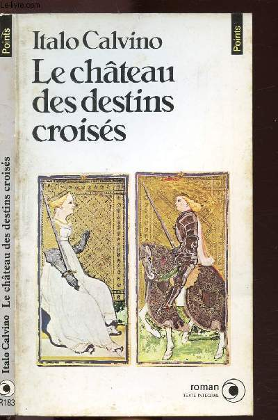 LE CHATEAU DES DESTINS CROISES - COLLECTION POINTS N°R183