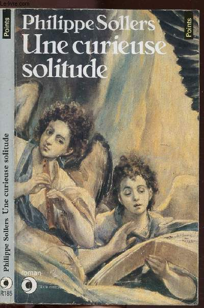 UNE CURIEUSE SOLITUDE - COLLECTION POINTS N°R185